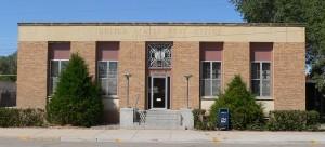 Crawford, Nebraska Post Office