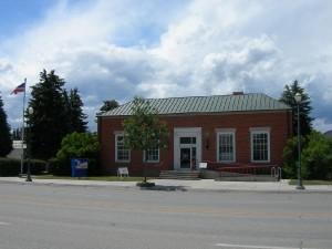 Deer Lodge, Montana Post Office