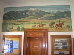 """James and Granville Stuart Prospecting in Deer Lodge Valley--1858"""