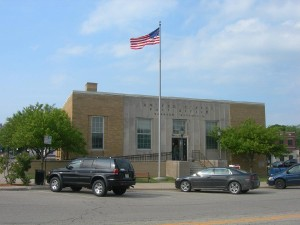Elkhorn, Wisconsin Post Office