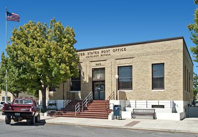 Lovelock, Nevada Post Office