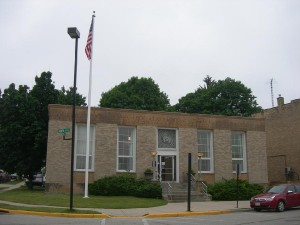 Mayville, Wisconsin Post Office