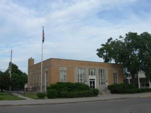 Minden, Nebraska Post Office