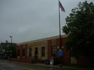 Post Office, Oconomowoc, Wisconsin