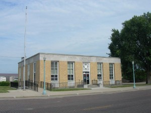 Red Cloud, Nebraska Post Office