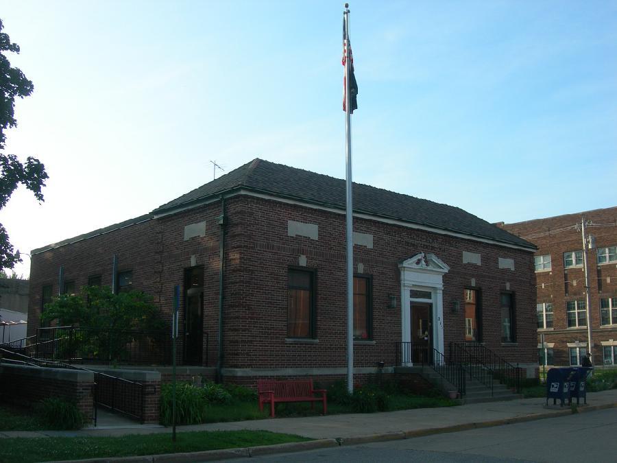 Richland Center, Wisconsin Post Office