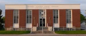 Schuyler, Nebraska Post Office