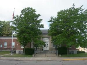Waupaca, Wisconsin Post Office
