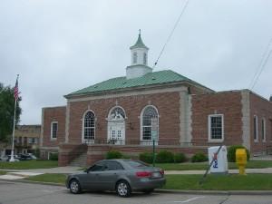 West Bend, Wisconsin Post Office