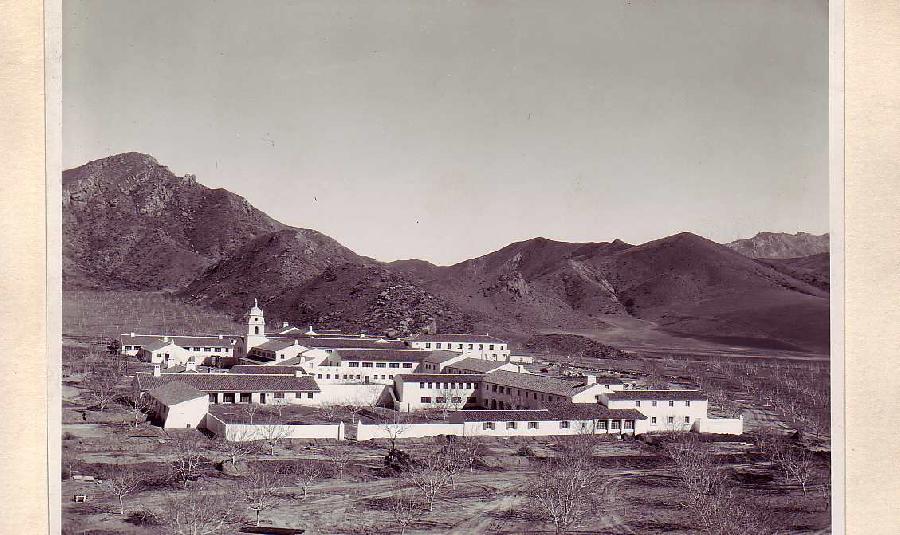 Camarillo State Hospital Archival Photo