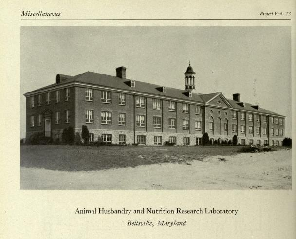 BARC Animal Husbandry and Nutrition Research Laboratory