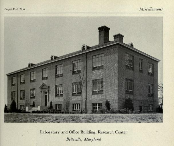 BARC Laboratory and Office Building