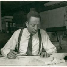 Hilyard Robinson, architect of the Langston Terrace Dwellings - Washington DC