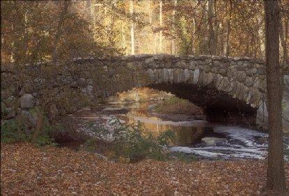 Stone Bridge,Rock Creek Park - Washington DC
