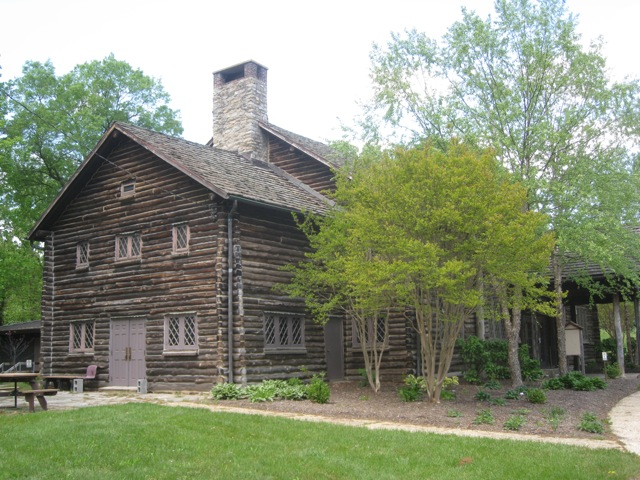 Log Lodge, Henry A. Wallace Beltsville Agricultural Research Center