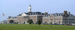 Main building,Wallace Agricultural Research Center - Beltsville MD