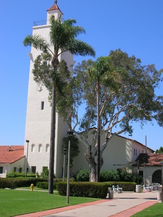 Hardy Memorial Tower