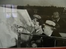 FDR Inspecting Plans for Greenbelt in 1937