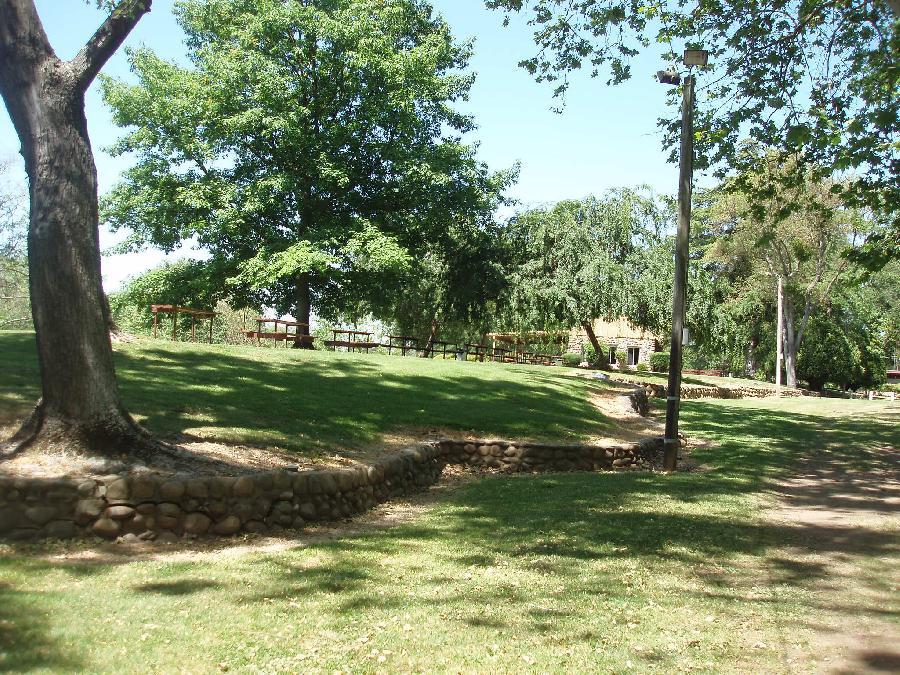 Henderson Park Walls