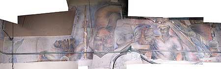 "Hardy Memorial Tower Mural ""San Diego's Industry"""