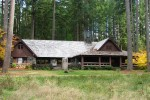 South Falls Lodge, Silver Falls State Park - Silverton OR
