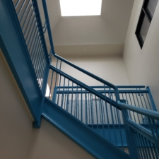 Staircase in the Laboratory Building