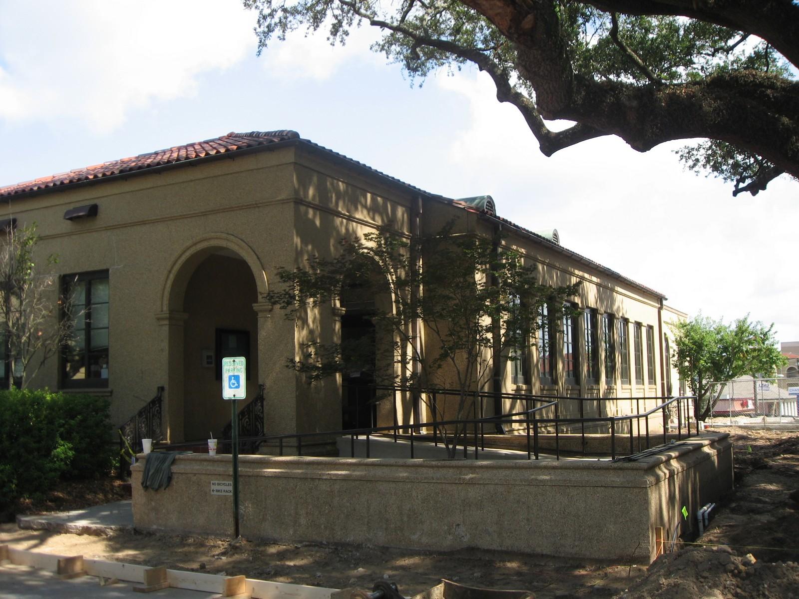 LSU Health center