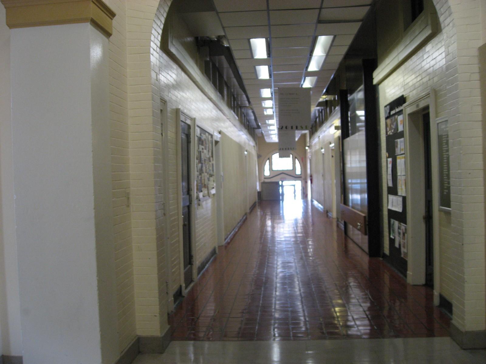LSU Atkinson Hall Interior