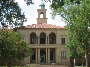 LSU Atkinson Hall