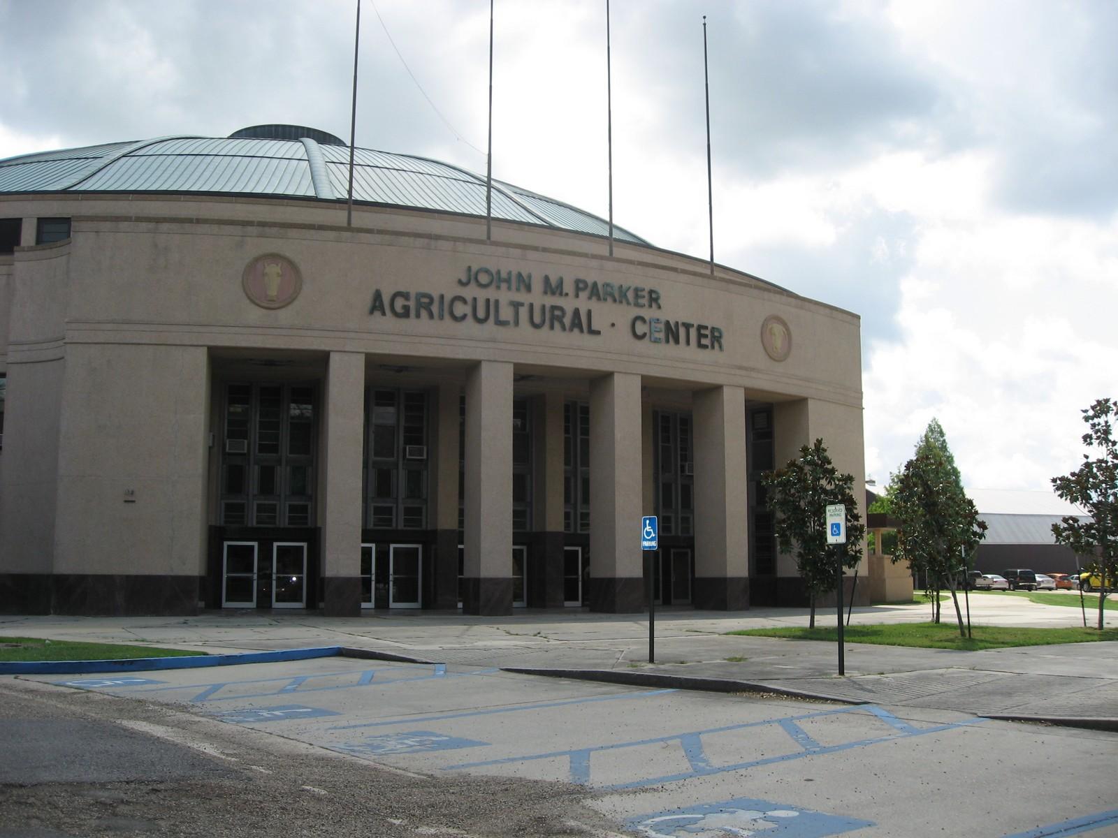 LSU Parker Coliseum