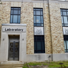 PWA-funded laboratory building (former administrative bldg)