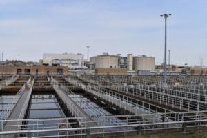 Blue Plains filtering system