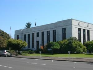 Salem Oregon Executive Building