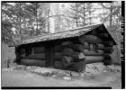 """""""Old Timer's"""" log cabin, Itasca State Park - Park Rapids MN"""