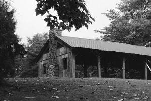 Clark shelter house
