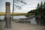 Headwaters dam, Itasca State Park - Park Rapids MN