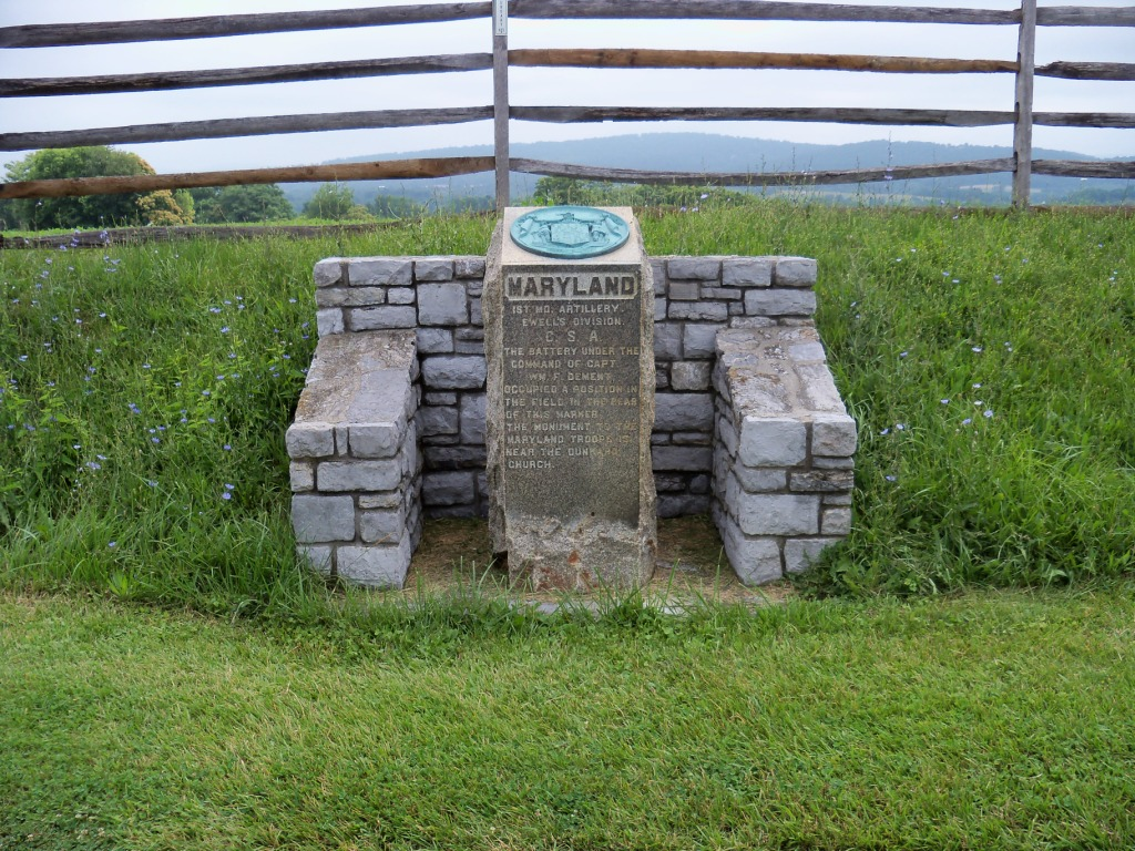 Antietam National Monument Stonework