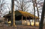 Babler State Park CCC Built Picnic Shelter