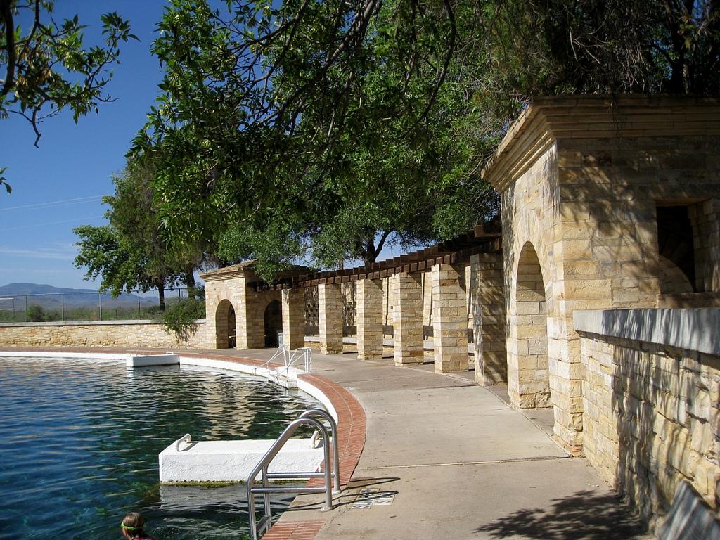 Balmorhea State Park CCC Pool