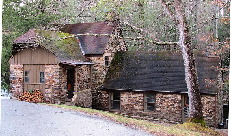 Cumberland State Park Millhouse