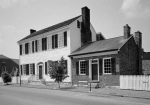 Dr. Ephraim McDowell House