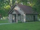 Memorial Park and Calvary Cemetery Stone Chapel