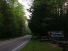 Great Smoky Mountains National Park Main Entrance