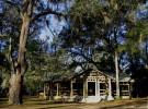 O'Leno State Park CCC Picnic Shelter