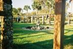 Ravine Gardens State Park Stone Fountain
