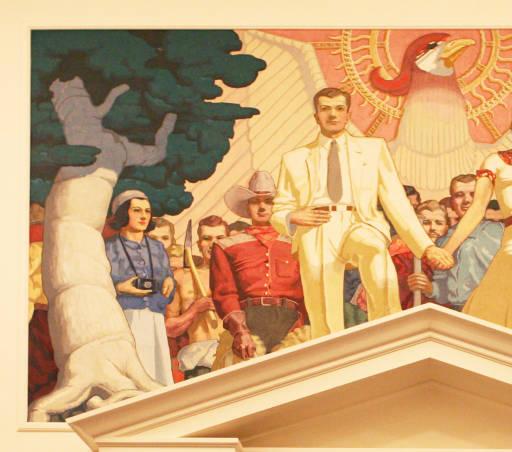 """The Pageant of Arizona Progress"""