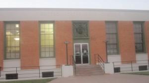 Anson Texas Post Office