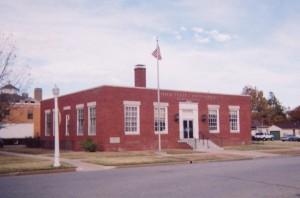 Anthony Kansas Post Office