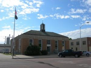 Beresford South Dakota Post Office