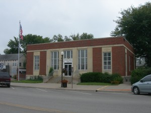 Council Grove Kansas Post Office